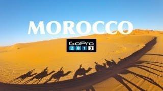 Morocco Adventure 2013 [GoPro HD Hero 2] - Marrakesh, Ouarzazate, Sahara Desert, Fès